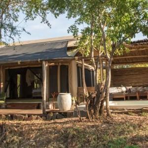 Villa Twiga - Azura Selous Game Reserve - Luxuxry Tanzania Holidays