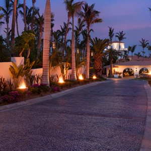 entrance - One and Only Palmilla - Luxury Mexico Holidays