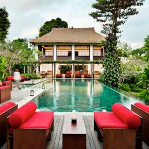 exterior - COMO Uma Ubud - Luxury Bali Holidays