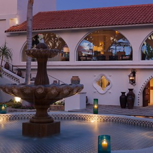 fountain - One and Only Palmilla - Luxury Mexico Holidays