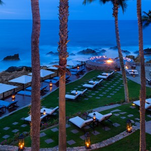 night exterior - One and Only Palmilla - Luxury Mexico Holidays