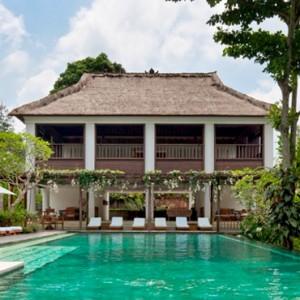 pool - COMO Uma Ubud - Luxury Bali Holidays