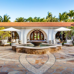 spa courtyard - One and Only Palmilla - Luxury Mexico Holidays