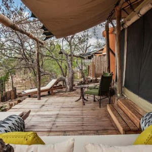 tented Villas 4 - Azura Selous Game Reserve - Luxuxry Tanzania Holidays