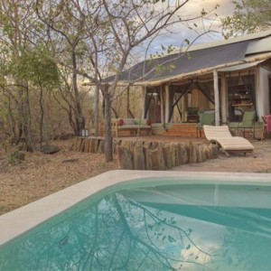 tented Villas 6 - Azura Selous Game Reserve - Luxuxry Tanzania Holidays
