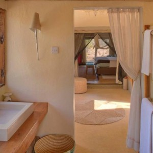 tented Villas 7 - Azura Selous Game Reserve - Luxuxry Tanzania Holidays