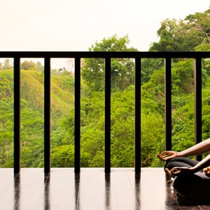 yoga - COMO Uma Ubud - Luxury Bali Holidays