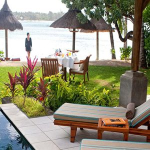 Constance Le Prince Maurice Luxury Mauritius Holiday Package Beach Villa With Private Pool