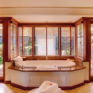 Constance Le Prince Maurice Luxury Mauritius Holiday Package Beach Villa With Private Pool Bathroom1