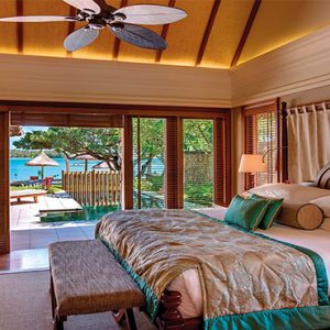 Constance Le Prince Maurice Luxury Mauritius Holiday Package Beach Villa With Private Pool Bedroom