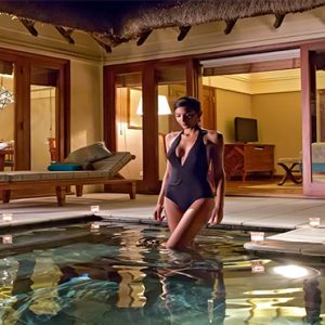 Constance Le Prince Maurice Luxury Mauritius Holiday Package Beach Villa With Private Pool Pool