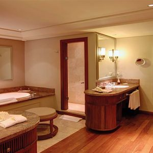 Constance Le Prince Maurice Luxury Mauritius Holiday Package Family Suite Bathroom