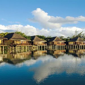 Constance Le Prince Maurice Luxury Mauritius Holiday Package Junior Suite On Stilts Exterior