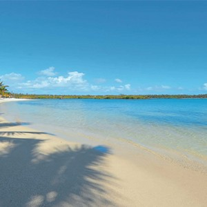 Constance Le Prince Maurice - Luxury Mauritius Holiday Package - beach