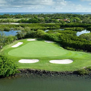 Constance Le Prince Maurice - Luxury Mauritius Holiday Package - golf
