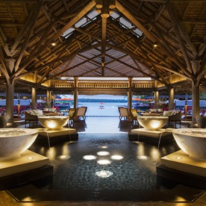 Constance Le Prince Maurice - Luxury Mauritius Holiday Package - lobby