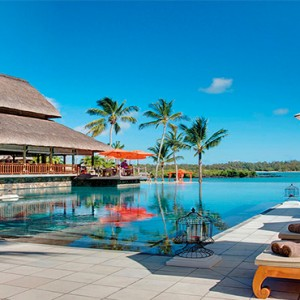 Constance Le Prince Maurice - Luxury Mauritius Holiday Package - main pool