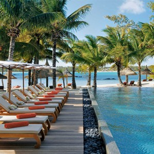Constance Le Prince Maurice - Luxury Mauritius Holiday Package - main pool1