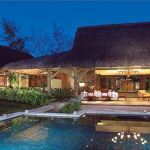 Constance Le Prince Maurice Luxury Mauritius Holiday Package Princely Villa Exterior