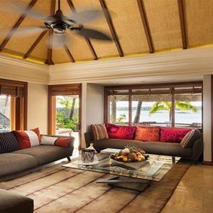 Constance Le Prince Maurice Luxury Mauritius Holiday Package Princely Villa Lounge