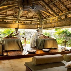 Constance Le Prince Maurice - Luxury Mauritius Holiday Package - spa