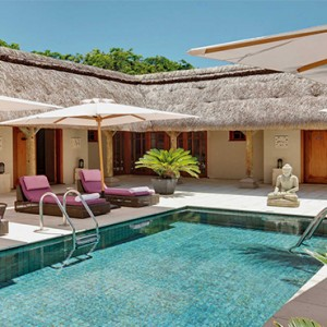 Constance Le Prince Maurice - Luxury Mauritius Holiday Package - spa pool