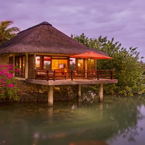 Constance Le Prince Maurice Luxury Mauritius Holiday Package Villa On Stilts Exterior