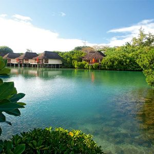 Constance Le Prince Maurice Luxury Mauritius Holiday Package Villa On Stilts Exterior1