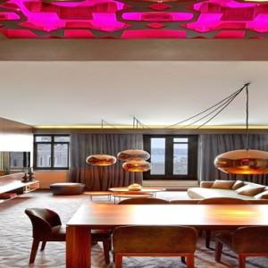 Cool Corner Suite 3 - W Istanbul - Luxury Turkey Holidays