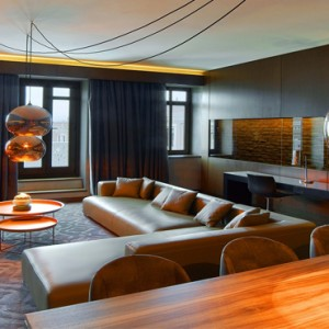 Cool Corner Suite 4 - W Istanbul - Luxury Turkey Holidays