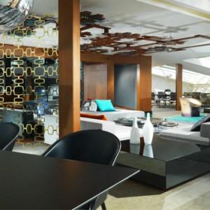 Extreme WOW Suite 6 - W Istanbul - Luxury Turkey Holidays