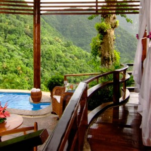 Gros Piton Suite - Ladera St Lucia - Luxury St lucia Holidays