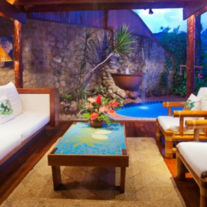 Heritage Suite - Ladera St Lucia - Luxury St lucia Holidays