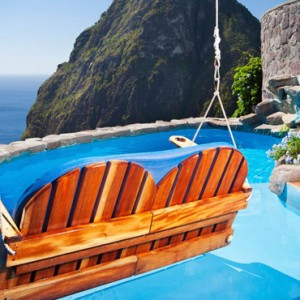 Hilltop Dream Suite - Ladera St Lucia - Luxury St lucia Holidays