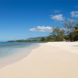 Outrigger Mauritius Beach Resort - Luxury Mauritius Holiday Packages - Beach