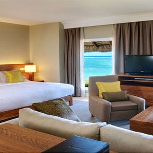 Outrigger Mauritius Beach Resort Luxury Mauritius Holiday Packages Beachfront Junior Suite