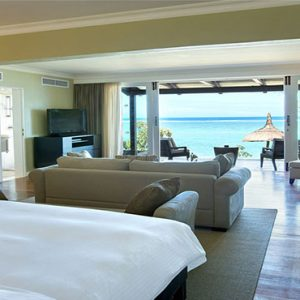 Outrigger Mauritius Beach Resort Luxury Mauritius Holiday Packages Beachfront Senior Suite