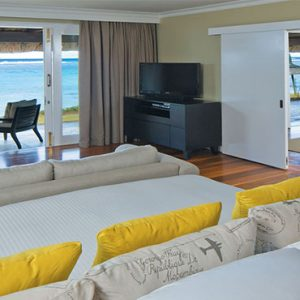 Outrigger Mauritius Beach Resort Luxury Mauritius Holiday Packages Beachfront Villa