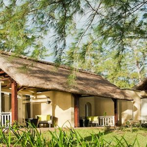 Outrigger Mauritius Beach Resort Luxury Mauritius Holiday Packages Beachfront Villa Exterior