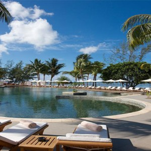 Outrigger Mauritius Beach Resort - Luxury Mauritius Holiday Packages - pool