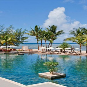 Outrigger Mauritius Beach Resort - Luxury Mauritius Holiday Packages - pool1