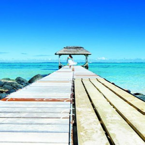 Outrigger Mauritius Beach Resort - Luxury Mauritius Holiday Packages - ramp walk