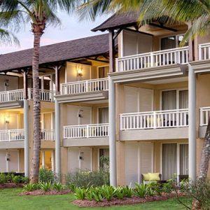 Outrigger Mauritius Beach Resort Luxury Mauritius Honeymoon Packages Ocean View Exterior