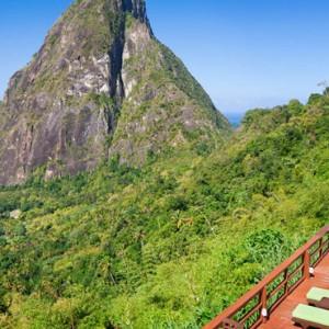 resort - Ladera St Lucia - Luxury St lucia Holidays