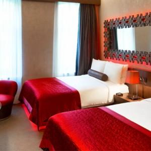 Wonderful Room - W Istanbul - Luxury Turkey Holidays
