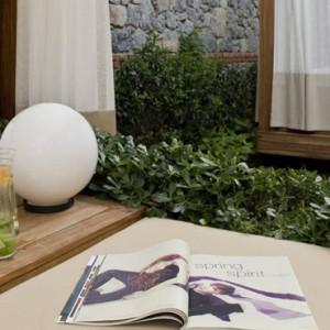 cabanas 2 - W Istanbul - Luxury Turkey Holidays