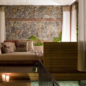 cabanas 3 - W Istanbul - Luxury Turkey Holidays
