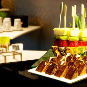 food - W Istanbul - Luxury Turkey Holidays