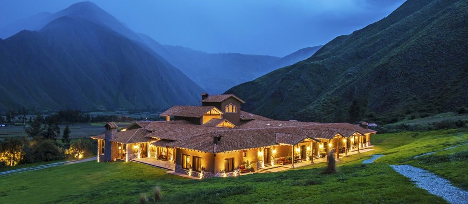 Inkaterra Hacienda Urubamba Sacred Valley Pure