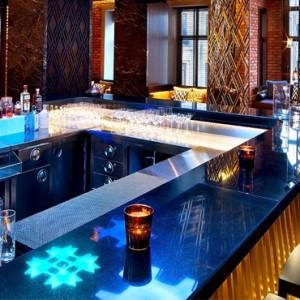 lounge 2 - W Istanbul - Luxury Turkey Holidays